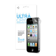 【iPhone4S/4 フィルム】Steinheil Series Ultra Crystal