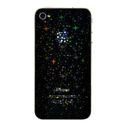 【iPhone4S/4 フィルム】3D screen protector for iPhone4S/4(laser star3D)