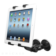 SuctionDuo Car Mount Tab-X iPad/Android tablet