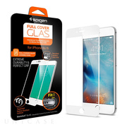 【iPhone6s Plus/6 Plus フィルム】Oleophobic Coated Tempered Glass FC (White)