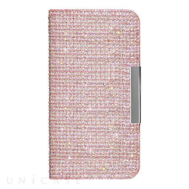 【マルチ スマホケース】Victoria Diary Pink for 5inch