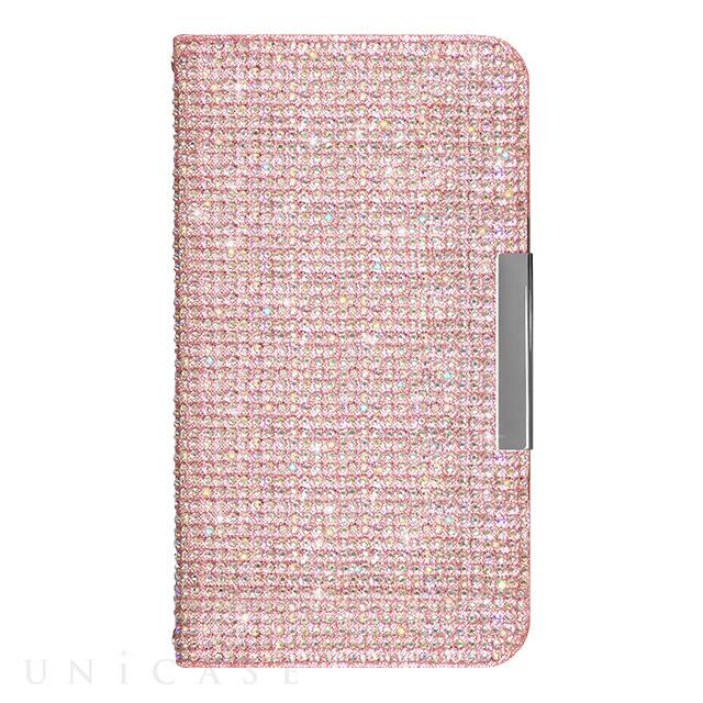 【マルチ スマホケース】Victoria Diary Pink for 5.5inch