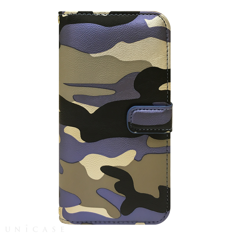 【限定】【iPhone6s/6 ケース】CAMO Diary Skyblue for iPhone6s/6