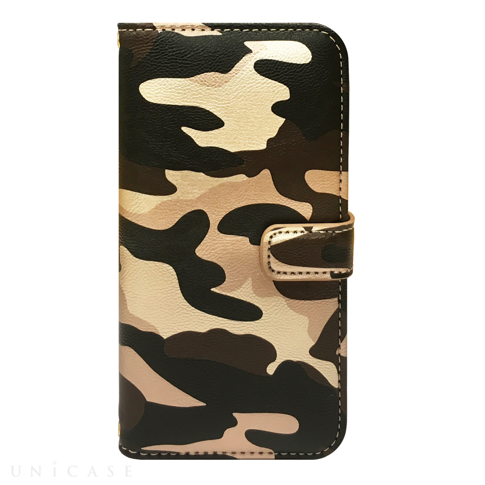 【iPhone6s/6 ケース】CAMO Diary Beige for iPhone6s/6