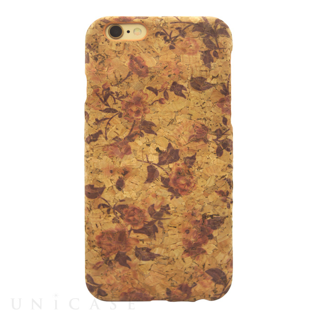 【iPhone6s/6 ケース】Wood Flower for iPhone6s/6