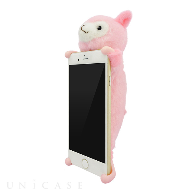 【iPhone7/6s/6 ケース】ALPACA Pink for iPhone6s/6
