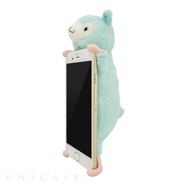 【iPhone7/6s/6 ケース】ALPACA Blue for iPhone6s/6