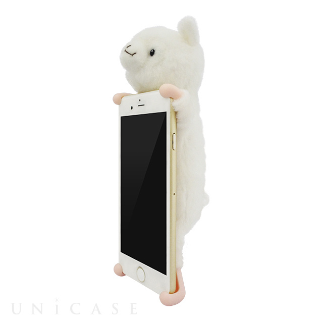 【iPhone7/6s/6 ケース】ALPACA White for iPhone6s/6