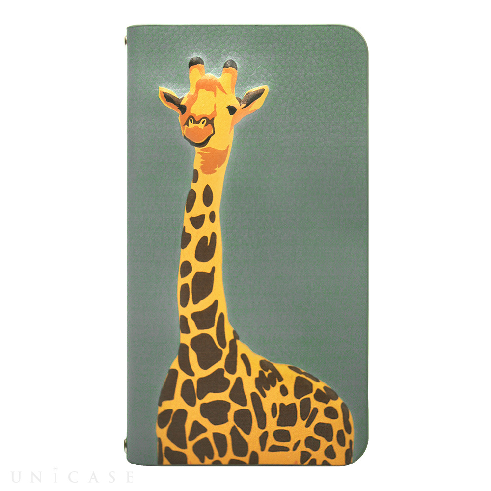 【限定】【iPhone6s/6 ケース】mag style Diary Giraffe for iPhone6s/6