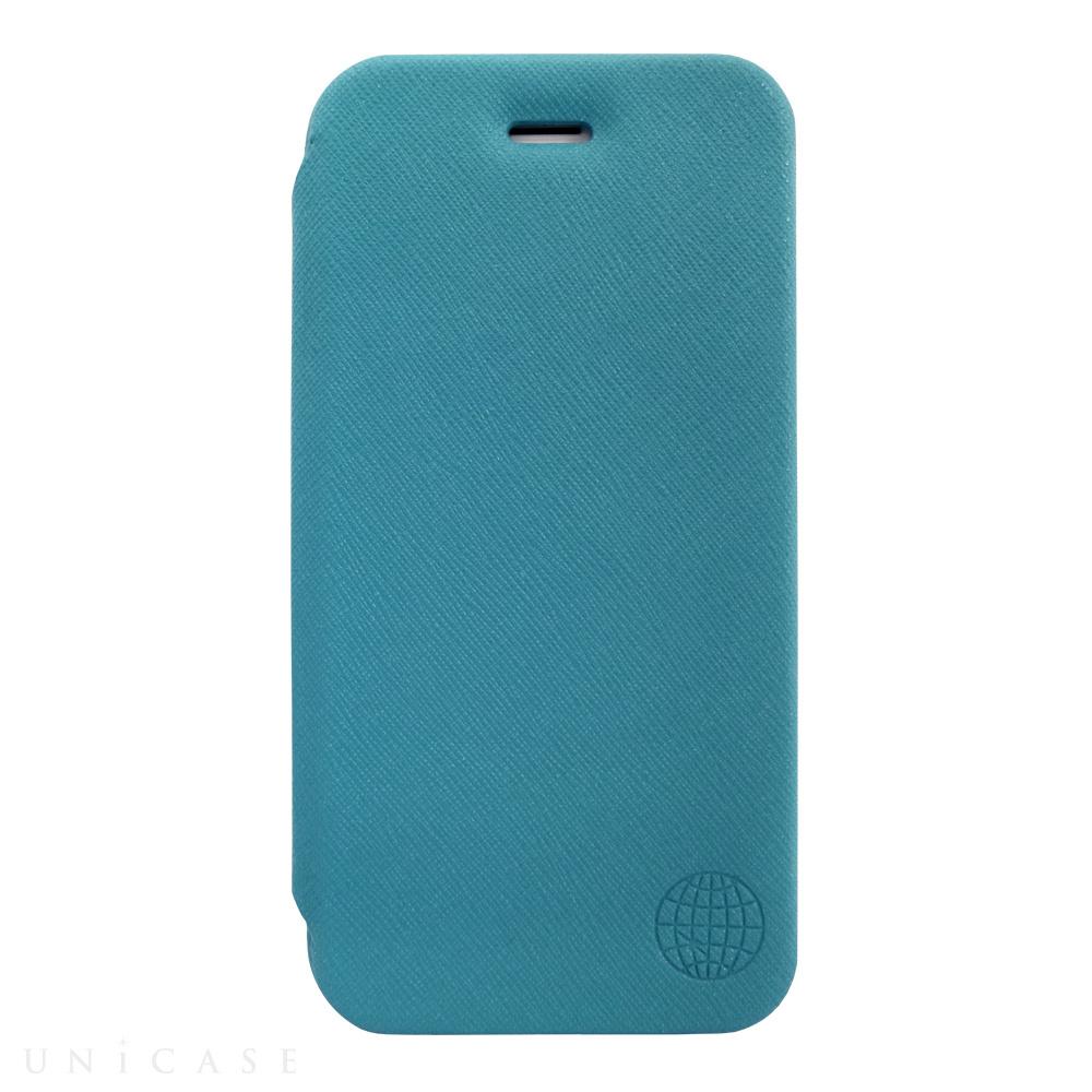【限定】【iPhone6s/6 ケース】TRANS CONTINENTS Diary Blue for iPhone6s/6