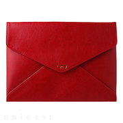 Gentleman Envelope File for A5 (レッド)