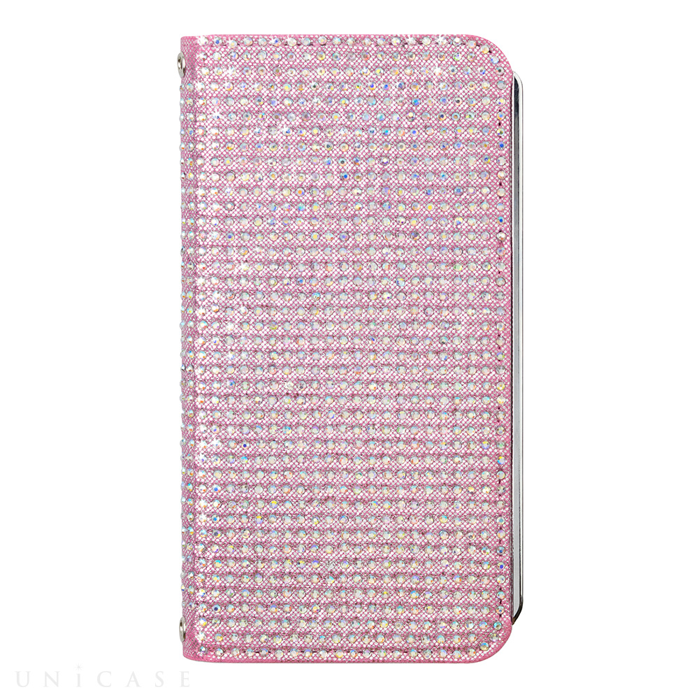 【iPhone8/7 ケース】Victoria Diary for iPhone7 Pink