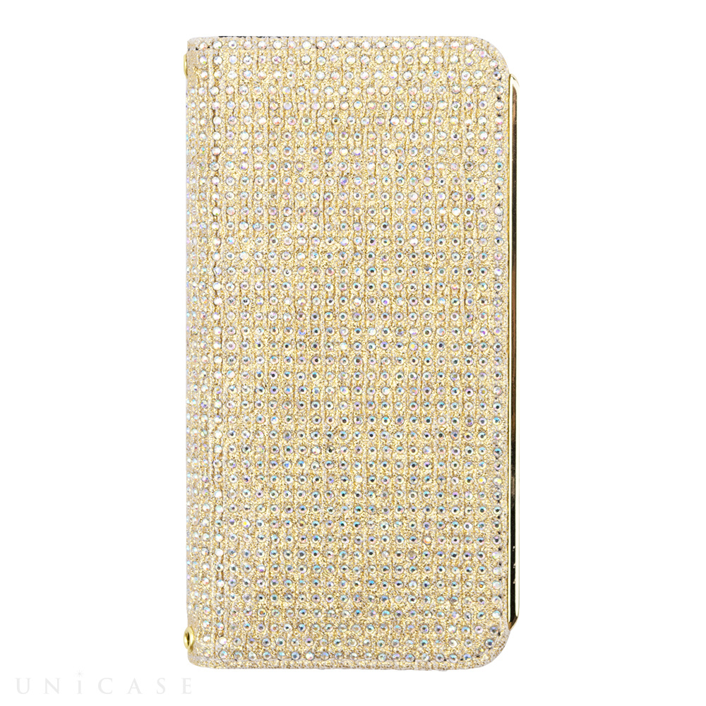 【iPhoneSE(第2世代)/8/7 ケース】Victoria Diary for iPhone7 Gold