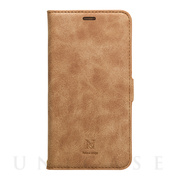 【iPhone8 Plus/7 Plus ケース】Style Natural (Camel)