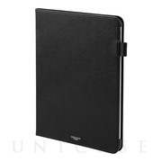 "【iPad Pro(11inch)(第1世代) ケース】""EURO Passione"" Book PU Leather Case (Black)"