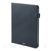 "【iPad Pro(11inch)(第1世代) ケース】""EURO Passione"" Book PU Leather Case (Navy)"