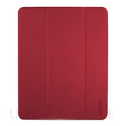 【iPad Pro(12.9inch)(第3世代) ケース】AIRCOAT (Cherry Red)
