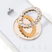 PHONE RING (CLEAR RHINESTONE)
