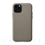 【iPhone11 Pro ケース】Smooth Touch Hybrid Case for iPhone11 Pro (beige)