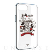 【iPhoneSE(第2世代)/8/7/6s/6 ケース】ディズニーキャラクター IIII fit Clear (ミッキー&ミニー)