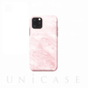 【iPhone11 Pro ケース】Marble series case (pink)