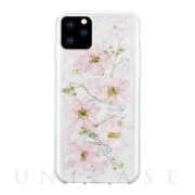 【iPhone11 Pro ケース】EVERLAST REAL FLOWERS (ROSIE PUNCH)
