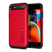 【iPhoneSE(第2世代)/8/7 ケース】Slim Armor (Red)
