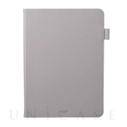 "【iPad Pro(11inch)(第2世代) ケース】""EURO Passione"" Book PU Leather Case (Gray)"