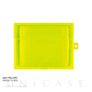 【AirPods Pro ケース】TILE neon (YELLOW)