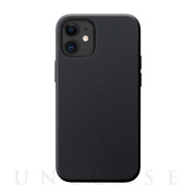 【iPhone12 mini ケース】Smooth Touch Hybrid Case for iPhone12 mini (black)