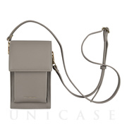 Cross Body Pouch for SmartPhone (gray)