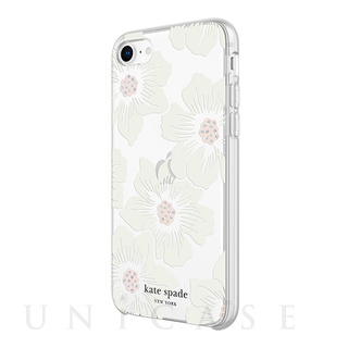 【iPhoneSE(第2世代)/8/7/6s ケース】Protective Hardshell (Holly Hock)