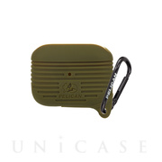 【AirPods Pro ケース】抗菌・防塵・防水・耐衝撃ケース Protector (Olive Green)