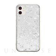 【アウトレット】【iPhone11/XR ケース】Glass Shell Case for iPhone11 (white)