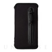 【iPhone12 mini ケース】Wrapup (BLACK)