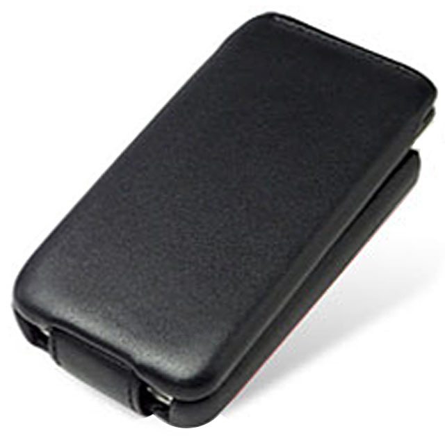 【iPhone4S/4 ケース】Piel Frama iMagnum レザーケース (Black)