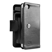 【iPhone4S/4】Sena WalletBook for the Apple iPhone 4 – Black