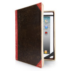 【iPad(第3世代) iPad2 ケース】Twelve South BookBook (レッド)
