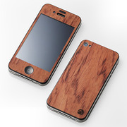 【iPhone4S/4 ケース】CLEAVE WOODEN PLATE for iPhone4 ブビンガ