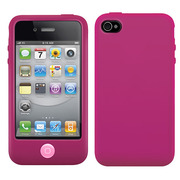 【iPhone4S/4】Colors for iPhone 4 Fuchsia