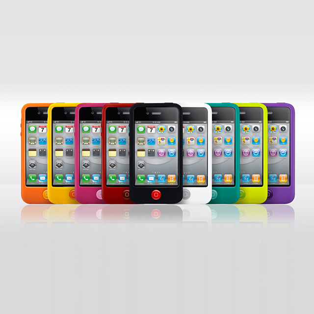 【iPhone4S/4】Colors for iPhone 4 Saffronサブ画像