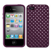 Glitz for iPhone 4 Purple
