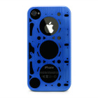 【iPhone4S/4 ケース】GASKET BLUE
