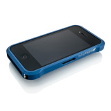 【iPhone4S/4】Vapor Pro Chroma Blue
