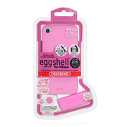 【iPhone4S/4 ケース】eggshell for iPhone 4S/4 ピンク