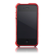 【iPhone4S/4】Vapor Comp Red