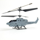 iPhone Controlled Missile Launching Helicopter Cobra U809A