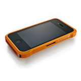 【iPhone4S/4】Vapor4 Chroma Orange