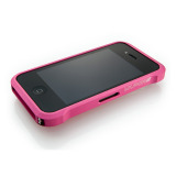 【iPhone4S/4】Vapor4 Chroma Pink