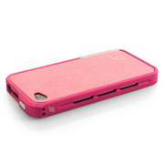 【iPhone4S/4】Vapor Pro Chroma Pink